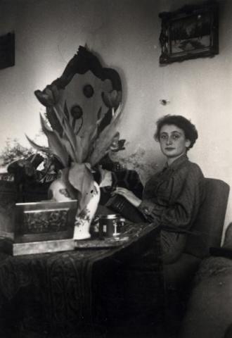Gyenes Judith 1955-ben