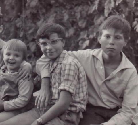 Batár Attila gyermekei, 1968