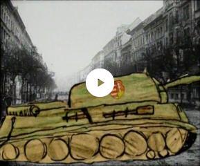 1956. november 2–5. Részlet a Naplófilm. 12 voltam 56-ban című dokumentumfilmből