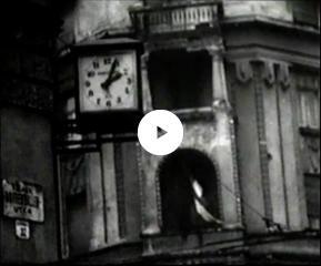 1956. november 23. – Néma tüntetés. Részlet a Naplófilm. 12 voltam 56-ban című dokumentumfilmből