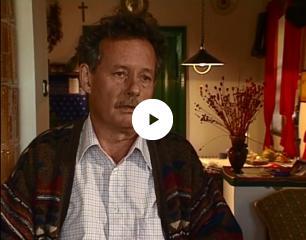 Kapcsolat a bebörtönzött apával. Részlet a Titkolt örökség című dokumentumfilmből