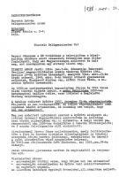 A Tihanyi család levele a belügyminiszterhez