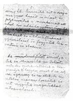 Tihanyi Árpád búcsúlevele, 7.o.