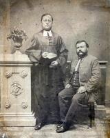 Andorka Rudolf dédapja, Fleischhacker Károly