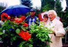 Bálint György látogatása a 18. kerületi Kertbarátok egyesületben