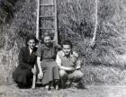 Andorka Rudolf és édesanyja a kitelepítés idején