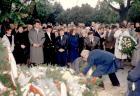 Tihanyi Árpád temetése